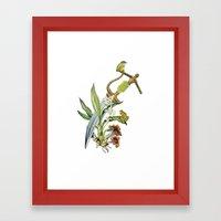 Die By The Sword Framed Art Print