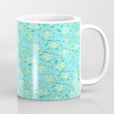 Wallflower - Tea Teal Mug