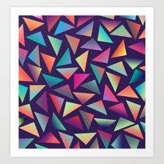 Geometric Pattern II Art Print