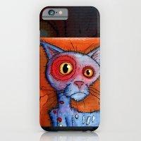 Zombie Cat iPhone 6 Slim Case
