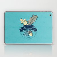 We Don't Know How To Sto… Laptop & iPad Skin