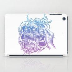 Painted Skull iPad Case