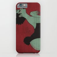 Burlesquebunny iPhone 6 Slim Case