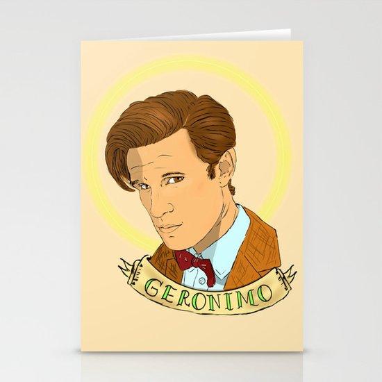 Geronimo Stationery Card