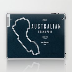 2013 Australian Grand Prix Laptop & iPad Skin