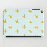 The heart that loves iPad Case