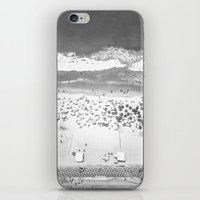 TOP IPANEMA B&W iPhone & iPod Skin