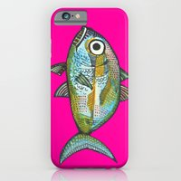 iPhone & iPod Case featuring Pescefonico by Matteo Lotti