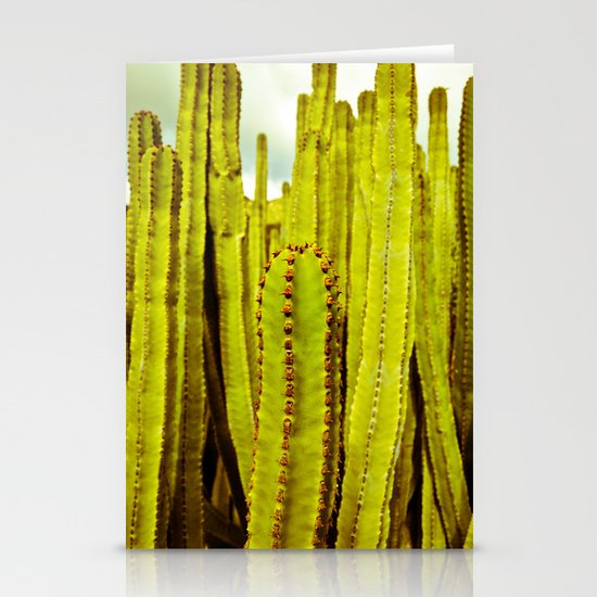 E. canariensis Stationery Card