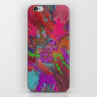 Hippie Goop iPhone & iPod Skin