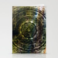 Ancient Mechanism Stationery Cards