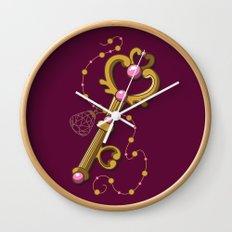 Chibiusa Time Key - Sailor Moon Wall Clock