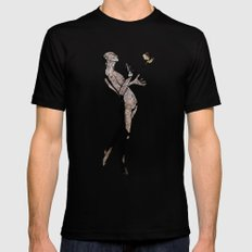 Release Mens Fitted Tee SMALL Black