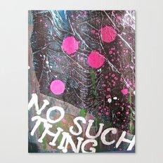 NSG Canvas Print