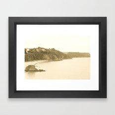 SunSea'nSand Framed Art Print