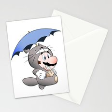 My Neighbor Mario Stationery Cards