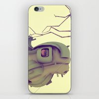 CYBORG CAMALEON iPhone & iPod Skin