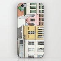 Gent Houses - Belgium Photography iPhone & iPod Skin