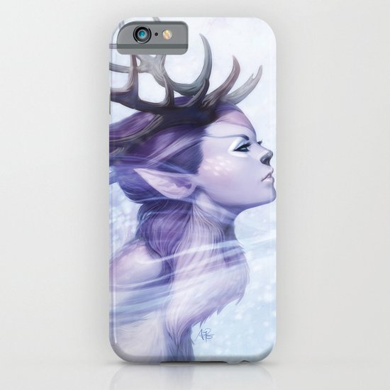 Deer Princess iPhone & iPod Case