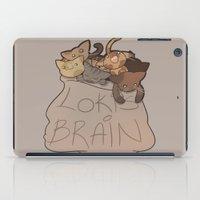 Loki's Brain iPad Case