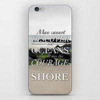Coney Island Quote iPhone & iPod Skin