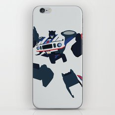 Transformers G1 - Autobot Jazz iPhone & iPod Skin