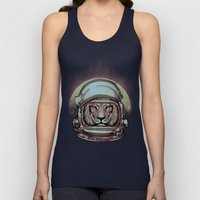 Fly Me To The Moon Unisex Tank Top