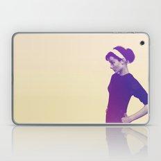 Audrey Hepburn Vintage Laptop & iPad Skin