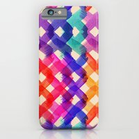 iPhone & iPod Case featuring Watercolor experiment by TatiAbaurreDesigns