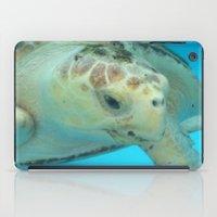 Sea Turtle iPad Case