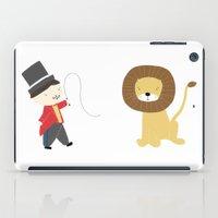 Lion Tamer iPad Case