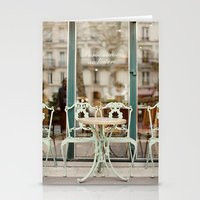 Paris Cafe Stationery Cards