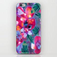 Tropicallista iPhone & iPod Skin