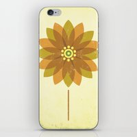 The Sunflower iPhone & iPod Skin