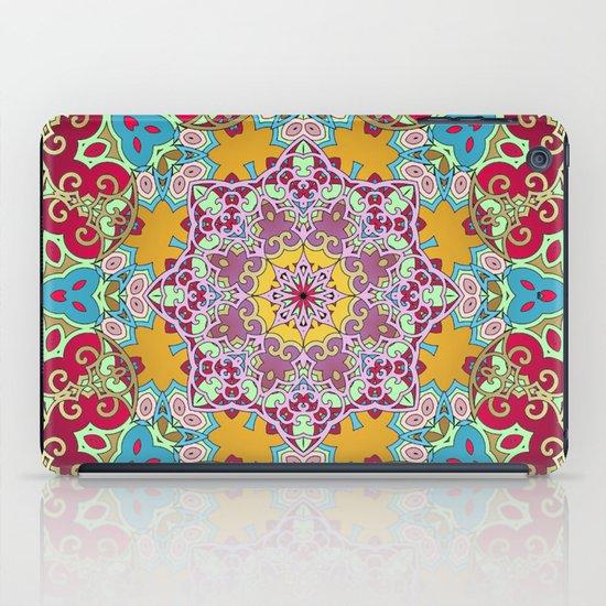 Mix&Match Indian Summer 01 iPad Case