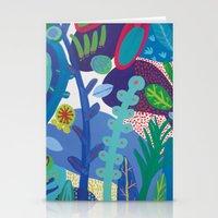 Secret Garden IV Stationery Cards