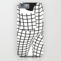 iPhone & iPod Case featuring Minimalistic B-Side by DesignDinamique