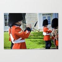 The Guard II Canvas Print