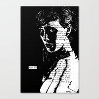 Spare Me Canvas Print