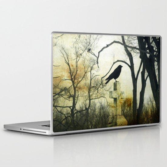 Cross Perch Laptop & iPad Skin