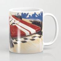 Pinewood Derby! Mug