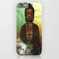 iPhone & iPod Case featuring BUDDHA 100 by Digital-Art