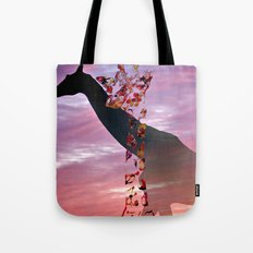 Goodnight Giraffes Tote Bag