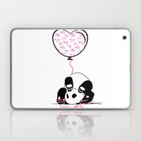 Lovely Panda Laptop & iPad Skin