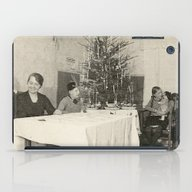Christmas 1933 iPad Case