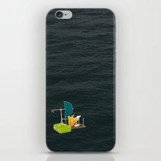 Hiatus iPhone & iPod Skin