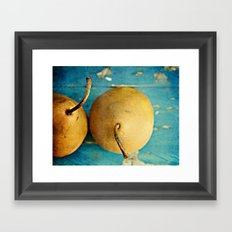 Ripe Framed Art Print