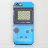 iPhone & iPod Case featuring Pixel Gameboy by Matt Borchert