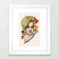 Tommy Joe Ratliff Framed Art Print