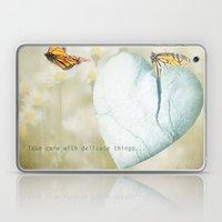 Delicate Things Laptop & iPad Skin